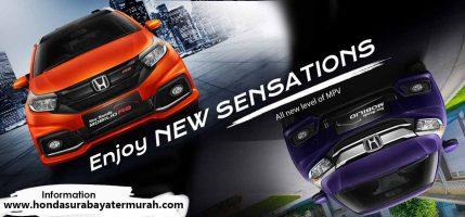 Harga Honda Mobilio Termurah Surabaya, Riview Spesifikasi 2018